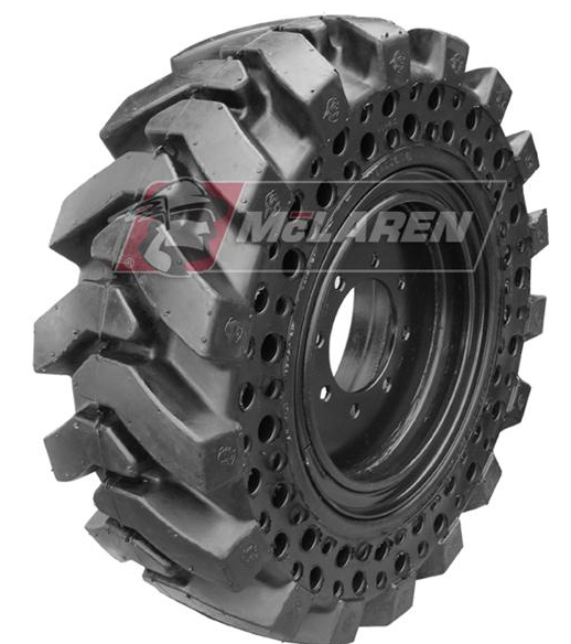 McLaren Nu Air Dirt Terrain Solid Tire